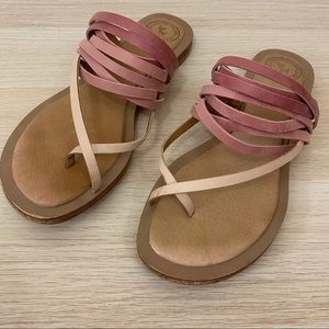 8.5 Anthropologie Gee WaWa Sandals